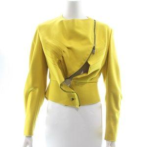 Yves Saint Laurent Vintage Wool Blend Zip Jacket